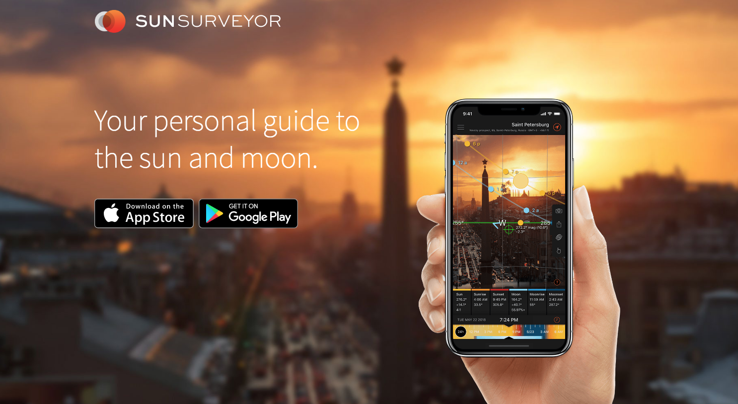 Application SunSurveyor